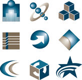 Icon Set royalty free illustration