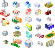 Icon Set 66 Royalty Free Stock Photography