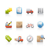 Icon Set - Shopping Royalty Free Stock Images