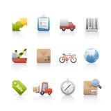 Icon Set - Shopping Royalty Free Stock Images