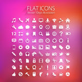 Icon set. Vector Stock Photography