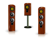 Icon Speaker Royalty Free Stock Image