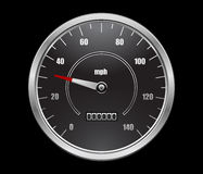Icon. Speedometer icon creative design elements Royalty Free Stock Image