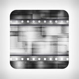 Icon template for applications Royalty Free Stock Photos