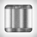 Icon template for applications Royalty Free Stock Photography