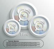 Icon time Royalty Free Stock Images