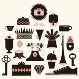Icon Vector Illustration Stock Photos