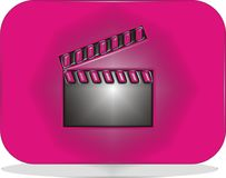 Icon Video Royalty Free Stock Image
