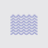 Icon of Water Object Stock Image