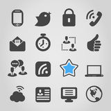 Icon for web Royalty Free Stock Image
