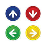 Icon web Royalty Free Stock Images