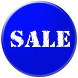 Icon with word of sale Royalty Free Stock Images
