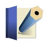 Icon Write. A vector web icon_write Royalty Free Stock Photos