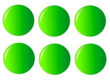 Icona 02 Fotografia Stock