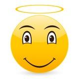 Icona 12 di sorriso Fotografia Stock Libera da Diritti