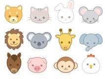 Icona animale illustrazione vettoriale