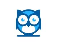 Icona animale Logo Design Element di sonno Fotografia Stock Libera da Diritti