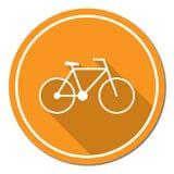 Icona bici/della bicicletta Immagine Stock