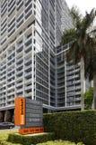 Icona Brickell Immagini Stock