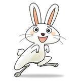 icona cinese 04 di nuovo anno 12 - coniglio Fotografia Stock