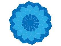 Icona d'annata persiana di progettazione Fotografia Stock Libera da Diritti