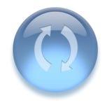 Icona del Aqua Fotografia Stock Libera da Diritti