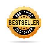 Icona del bestseller Fotografia Stock