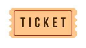 Icona del biglietto royalty illustrazione gratis
