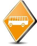 Icona del bus illustrazione vettoriale