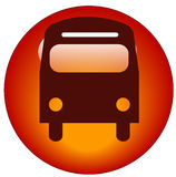 Icona del bus royalty illustrazione gratis