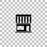 Icona del caff? piana royalty illustrazione gratis