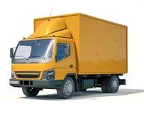 Icona del camion di consegna Fotografia Stock