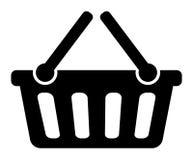 Icona del cestino della spesa royalty illustrazione gratis