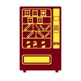Icona del distributore automatico Immagini Stock Libere da Diritti