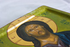 Icona del Jesus Fotografie Stock Libere da Diritti