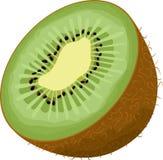 Icona del kiwi Fotografia Stock