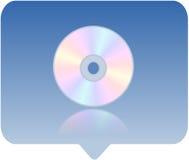 Icona del lettore multimediale Immagine Stock