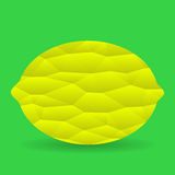 Icona del limone Immagine Stock Libera da Diritti