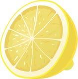 Icona del limone Immagine Stock