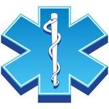 icona del pronto soccorso 3D Fotografia Stock