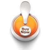Icona del tasto: Buy ora illustrazione di stock