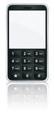 Icona del telefono mobile - vettore Immagini Stock
