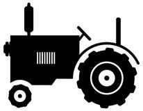 Icona del trattore Immagine Stock Libera da Diritti