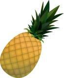 Icona dell'ananas fotografia stock libera da diritti