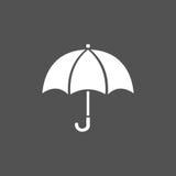 Icona dell'ombrello Immagine Stock Libera da Diritti