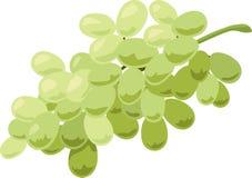 Icona dell'uva Immagini Stock Libere da Diritti