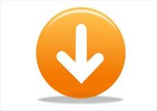 Icona della freccia Fotografie Stock Libere da Diritti