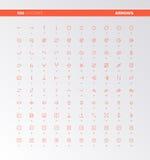 001 icona della freccia di UI UX royalty illustrazione gratis