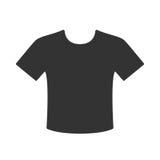 Icona della maglietta royalty illustrazione gratis