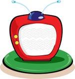 Icona della TV Fotografie Stock